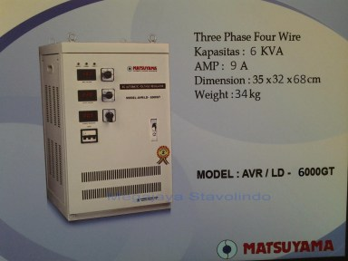 stabilizer-matsuyama-6kva